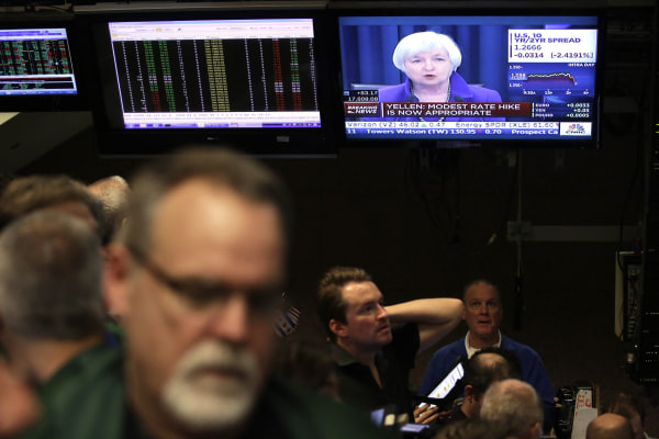 Image: Market Reacts To Federal Reserve Interest Rate Decision