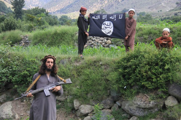 Image: ISIS supporters
