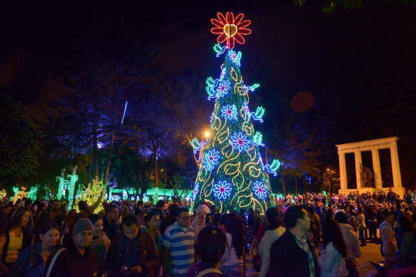 COLOMBIA-CHRISTMAS