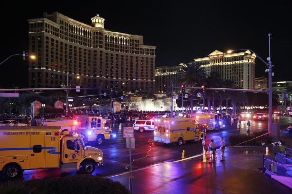 Image: Las Vegas crash