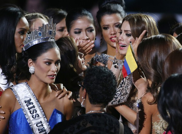 IMAGE: Miss Universe