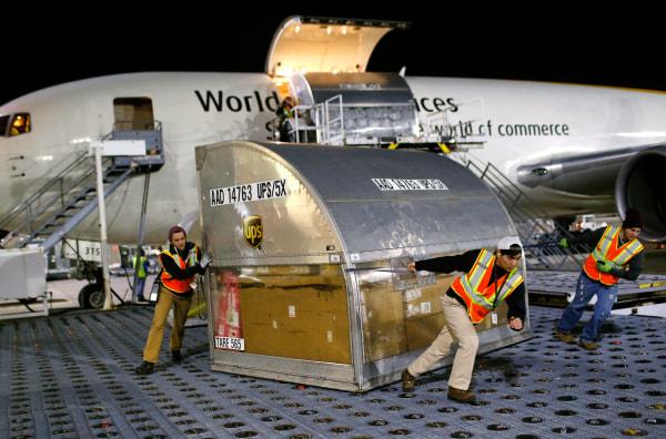 Image: U.S. shipping mania