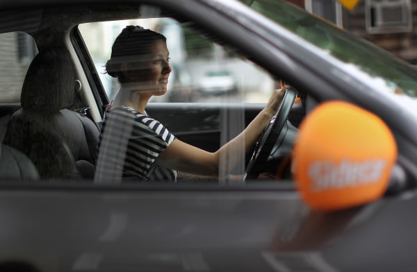 A Post-Taxi Population Opts For Ride-sharing