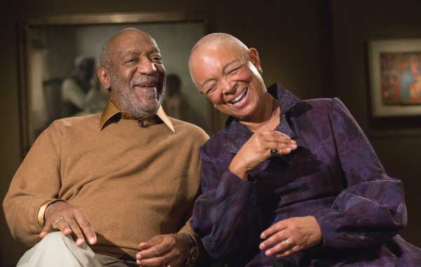 Image: Bill Cosby, Camille Cosby