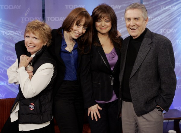 "Image: ""One Day at a Time"" cast members reunite in 2008"