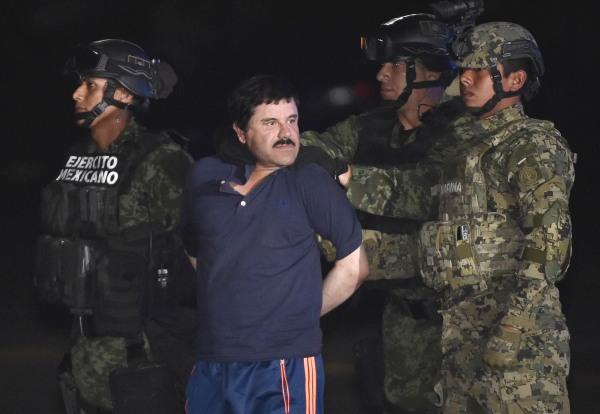 Image: MEXICO-CRIME-GUZMAN