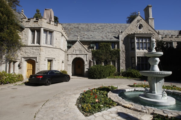 Image: Playboy mansion