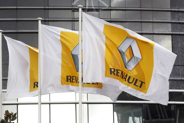 Image: Renault Shares Drop After Reports Of Emissions Probe