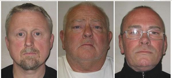 Image: BRITAIN-CRIME-COURT-THEFT