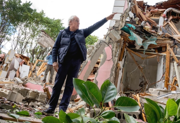 Image: Miami mansion once owned by Pablo Escobar demolished