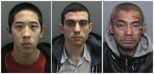 Image: Escaped inmates seen in undated photo released by the Orange County Sheriff's Department in California