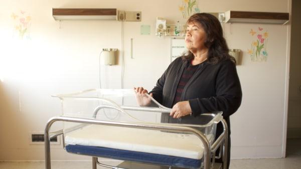 """Maria Figueroa,  PBS documentary """"No Más Bebés."""""""