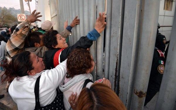Dozens dead in Mexico prison riot, local media and staff say
