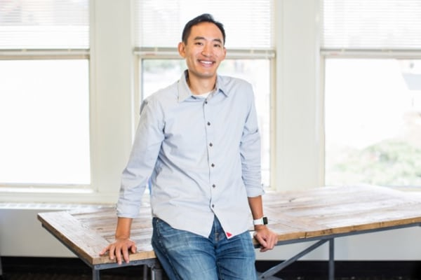 Rob Go is a venture capitalist at NextView Ventures in Boston, MA.