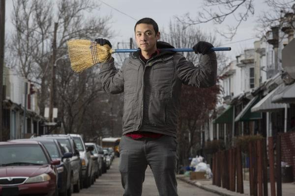 Image: Philadelphia Cleaning William Tung