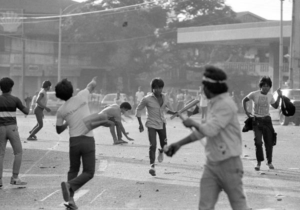 Image: People Power Revolution 1986
