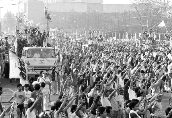 Image: People Power Revolution 1986
