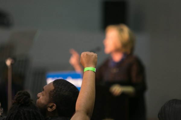 Hillary Clinton Hosts ''African Americans For Hillary'' Rally In Atlanta