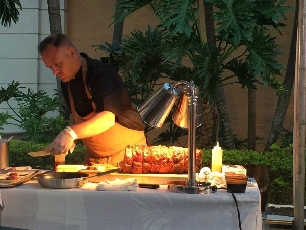 The Osprey Tavern at the Goya Foods' Swine & Wine