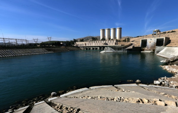 Image: Mosul Dam