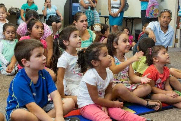 Beatriz Guevara's students