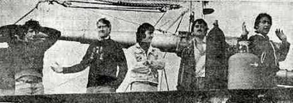 Image: Sealand prisoners