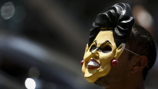 Image: BRAZIL-CORRUPTION-PROTEST