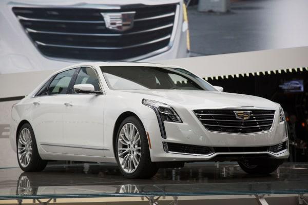 Inside The 2015 New York International Auto Show