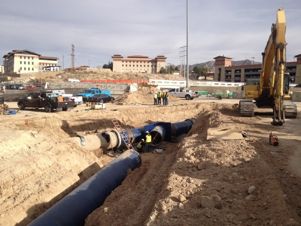 El Paso Stormwater Project