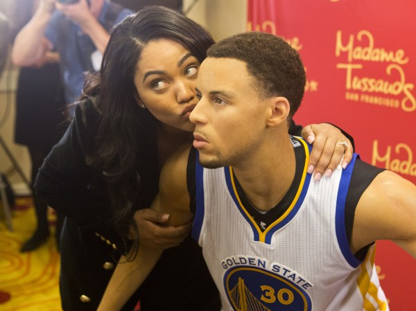Madame Tussauds San Francisco Reveals Wax Figure Of Stephen Curry