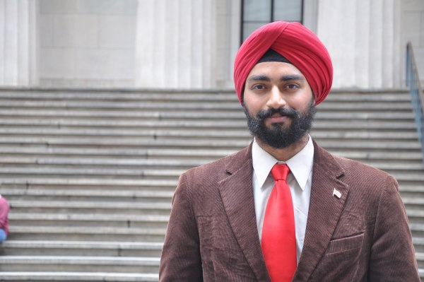 Specialist Kanwar Singh, Massachusetts Army National Guard
