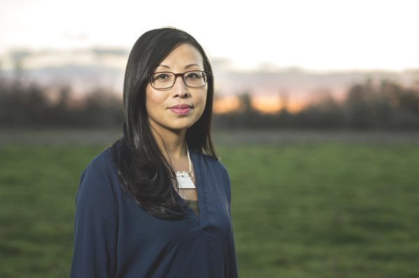 Mai Der Vang, winner of the 2016 Walt Whitman Award