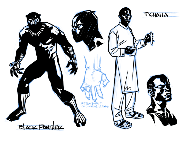 Image: Black Panther Marvel