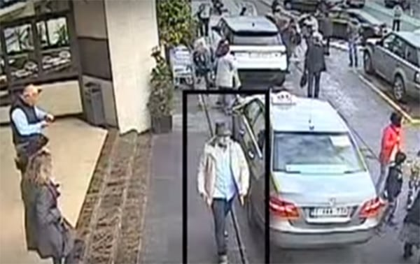 Image: Terror attack suspect
