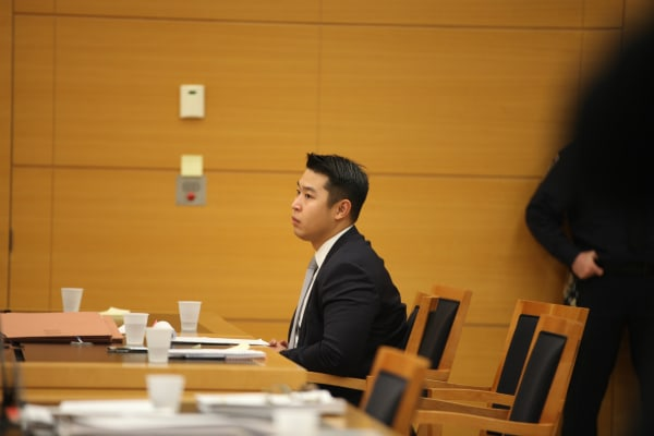 Image: Trial Of NYPD Officer Peter Liang