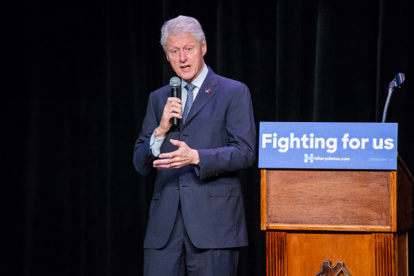 New Orleans GOTV Event With Bill Clinton