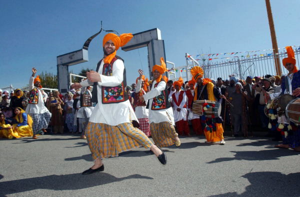 Vaisakhi Celebrated In Vancouver