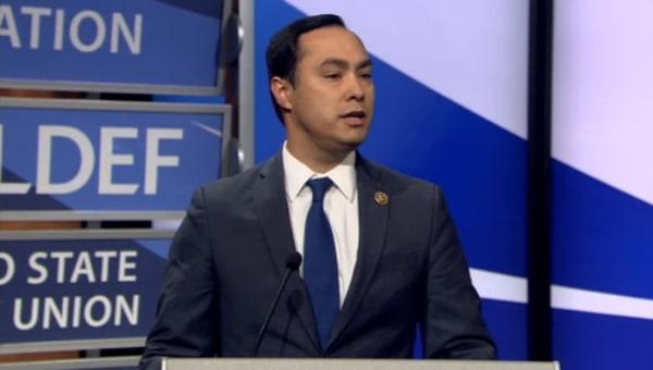 U.S. Representative Joaqu?n Castro (D-TX)