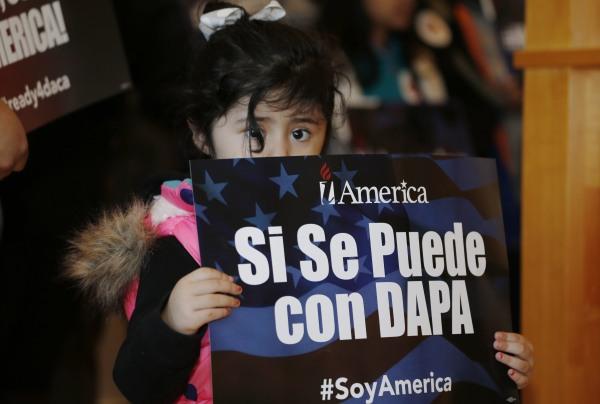 Image: Immigration Lawsuit