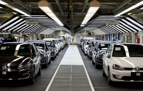 Image: Volkswagen emissions