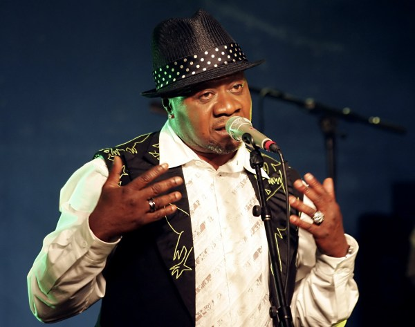 Image: FILES-FRANCE-CONGO-MUSIC-WEMBA-OBIT