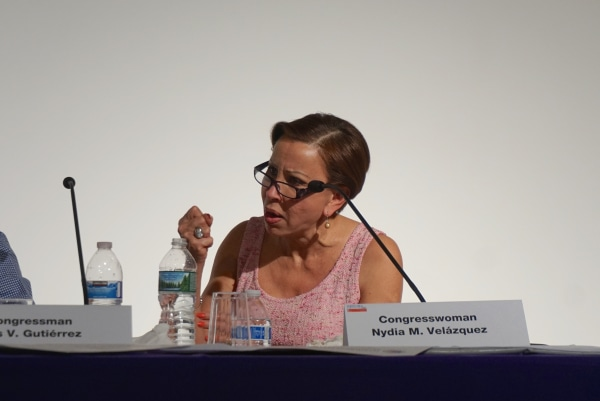 Congresswoman Nydia Velazquez (D-NY)