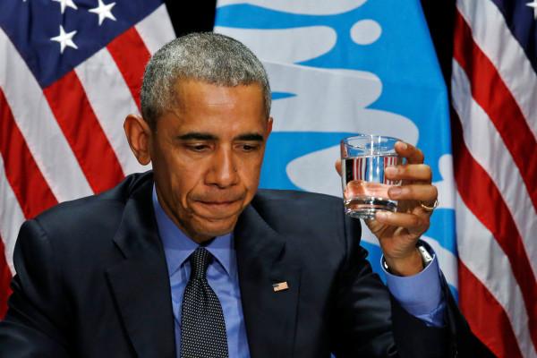 Image: U.S. President Barack Obama