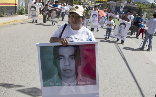 MEXICO-CRIME-STUDENTS