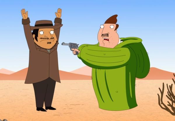 """Groundhog Day"" - Episode five of ""Bordertown"""