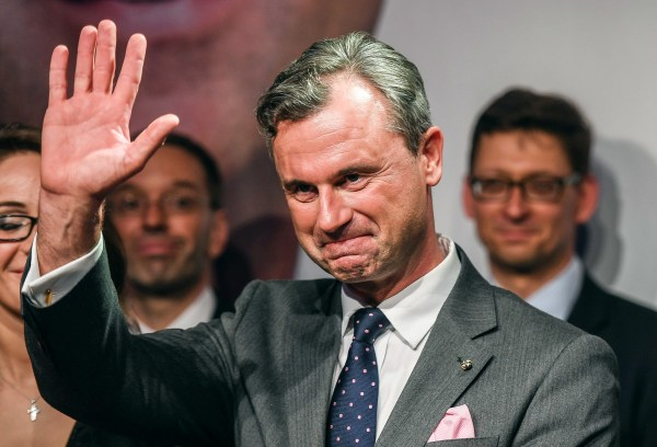 Image: Austrian presidential elections