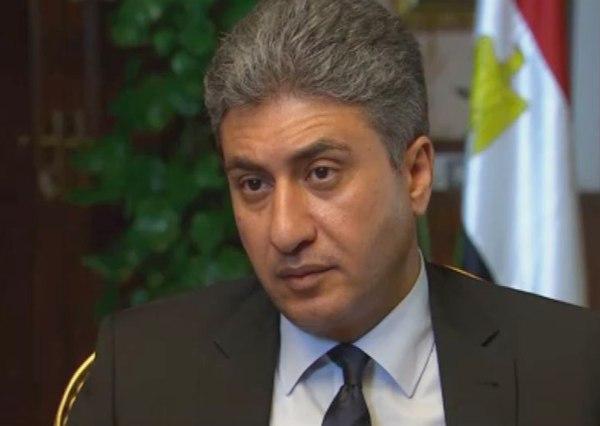 Image: Sherif Fathy NBC News interview