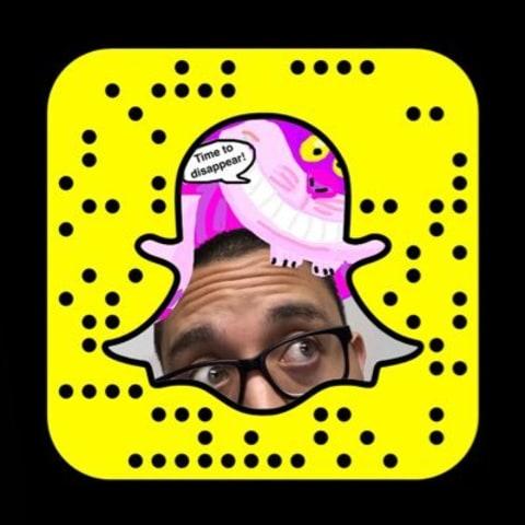 @ShaunAyala on Snapchat.