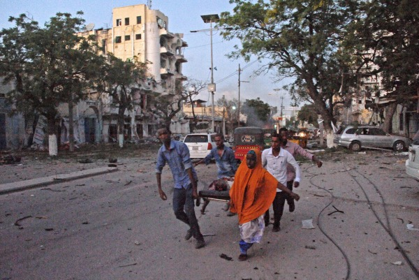Image: SOMALIA-UNREST