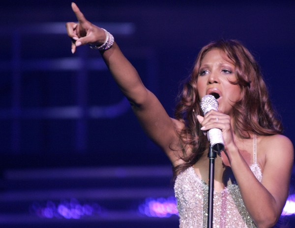 "Premiere of Toni Braxton's ""Revealed"" at The Flamingo - Show"